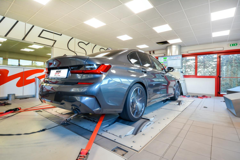 BMW 330e G20 ECU Stage1