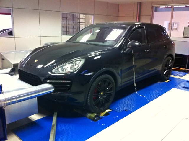 Biesse Racing CAYENNE_TURBO