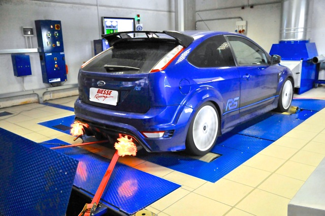 Biesse Racing FOCUS-RS-FLAMES