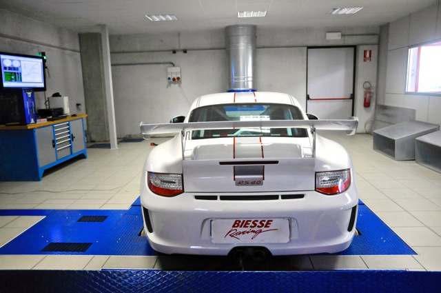 GT3RS_4.0_REAR Biesse Racing