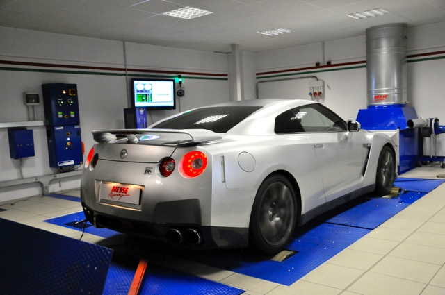 Biesse Racing GTR_REAR