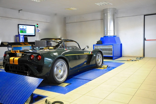 Biesse Racing LOTUS_TWO_ELEVEN_2